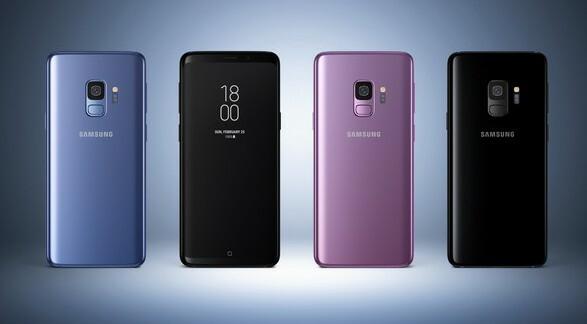 Samsung Galaxy S9 és S9+ termékjellemzők