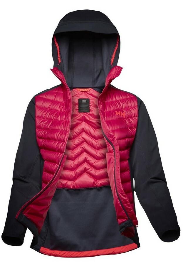 A Helly Hansen az új Verglas Light jacket-nek köszönhetően meleg és légáteresztő öltözetet biztosít a hegymászóknak