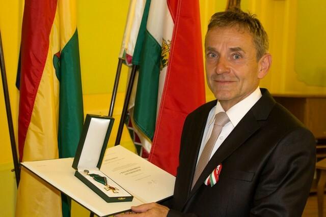 Szőnyi Ferenc elismerése
