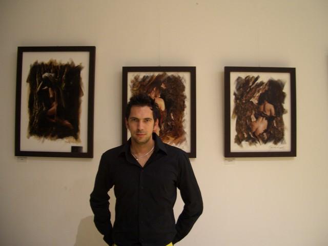 """Április végén megnyit Garay Nagy Norbert """"INFINITY RYHTM"""" című kiállítása"""