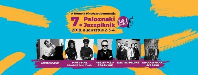 Fábián Juli színpad a 7. Paloznaki Jazzpikniken