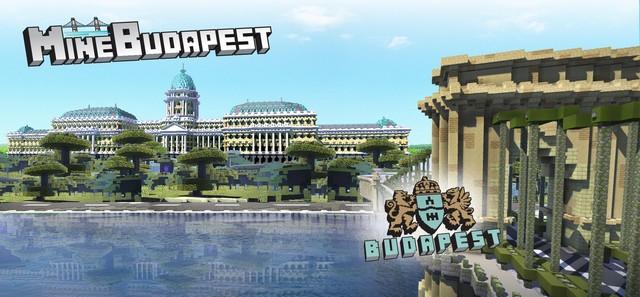 Rendhagyó módon épül meg Budapest