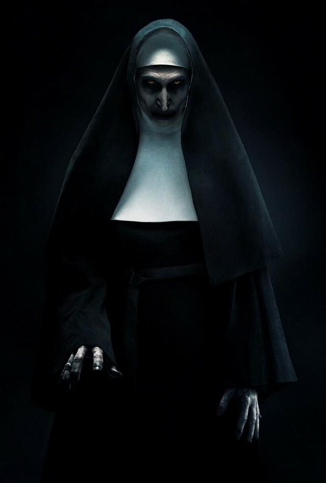 Az apáca, aki démon