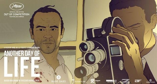 Magyarkoprodukcióban készült animációs film bemutatója Cannes-ban