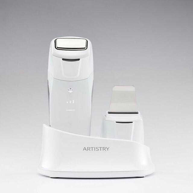 Megérkezett az ARTISTRY™ Dermasonic Ultrahangos bőrápoló készülék