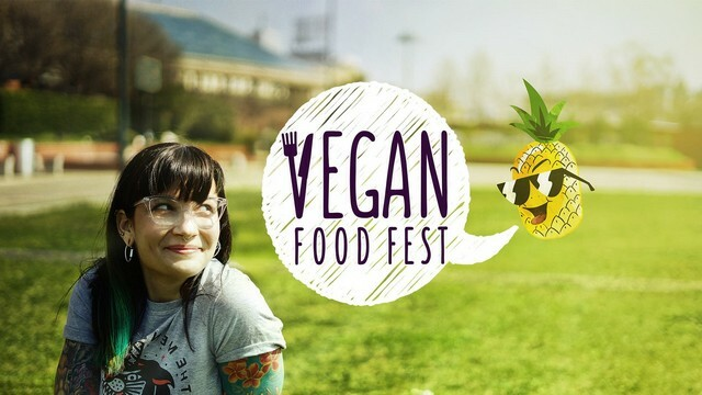 Anima Sound System a Vegan Food Festen