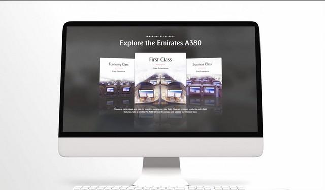 Elsőként használ VR technológiát honlapján az Emirates