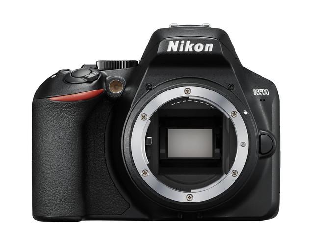 Megérkezett a Nikon D3500
