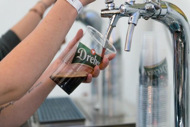 Az 5. DreherFeszt sörei