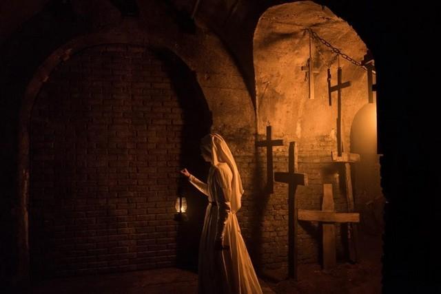 Az apáca eredete