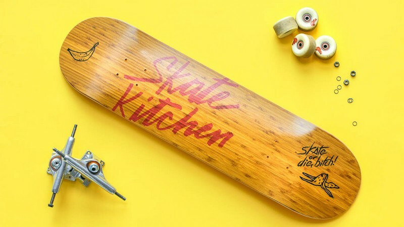 Óriási bulival és gördeszkával debütált a magyar közönség előtt a Skate Kitchen