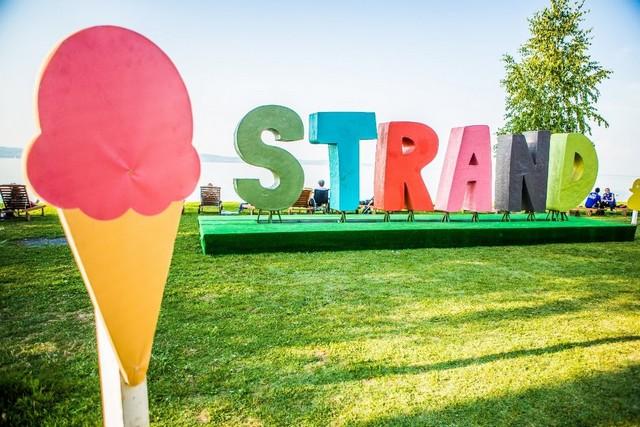 Indul a STRAND és a B.my.Lake Fesztivál