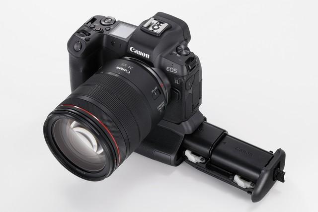 ÚjCanon full frame fényképezőgép és objektívek