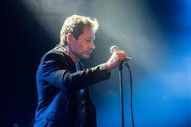 Budapesten koncertezik David Duchovny