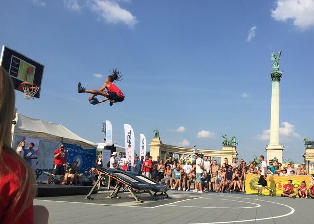 Jön a második Nemzetközi Akrobatikus Kosárlabda Kupa