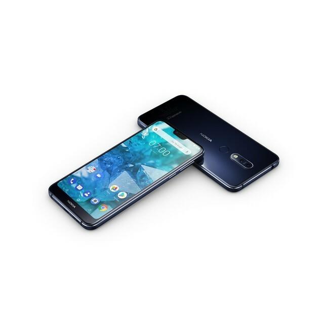 Bemutatkozik a Nokia 7.1