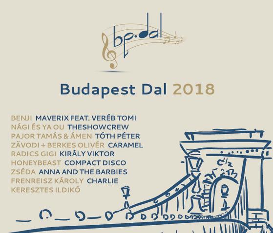 Vidd magaddal Budapest dalait